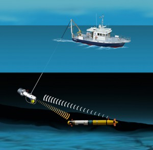 Micromodems in the Field - Boat to Vehicle